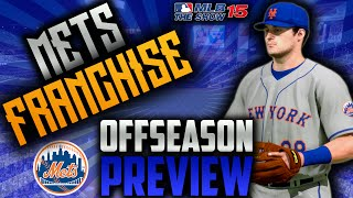 OFFSEASON PREVIEW   Free Agents, Trades and More!! Mets Franchise Ep. 36 (MLB 15: The Show) PS4