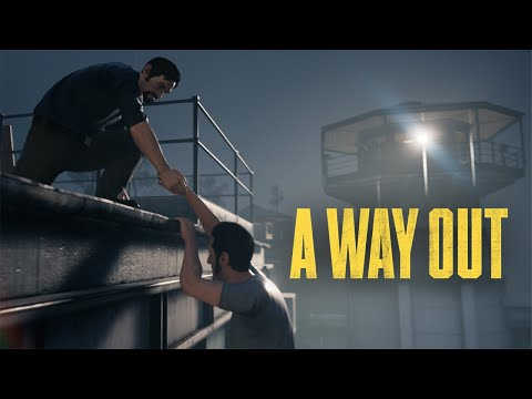 A Way Out Official Game Trailer thumbnail