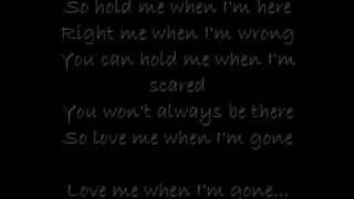 When Im gone-3 doors down  With lyrics