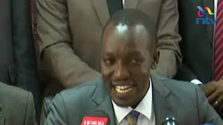 Gavana wa Nairobi awachane na vitu vinaitwa 'VIPINDI-RE' - Simba Arati slams Sonko