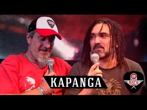 Kapanga video Mis amigos - CM Rock 2016