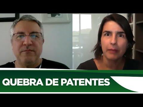 Alexandre Padilha defende licenciamento compulsório de patentes durante a pandemia - 16/06/2020