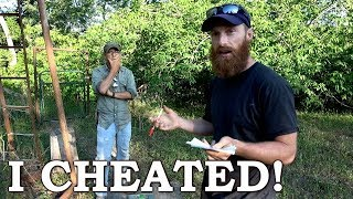 FINAL Weigh-Out Ep 12 I CONFESS, I CHEATED [Twist Ending]! | 100% WILD Food SURVIVAL Challenge!
