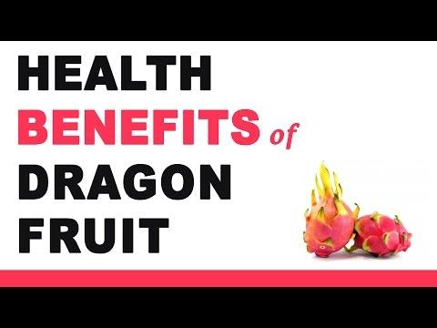 Video Health Benefits of Dragon Fruit