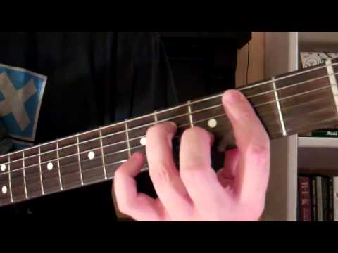 How To Play the Bm7 Chord On Guitar (B Minor 7)