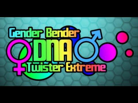BECOMING A SLIME GIRL | Gender-Bender DNA Twister Extreme | 04