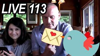 Live 113 : La lettre à 6 crédits : formula gagnante