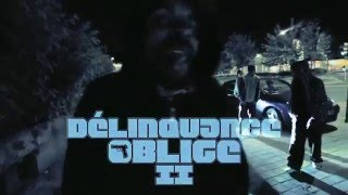 BOSS-RAW ft. RED ONE & L'ANONYMAT GANGSTA - DÉLINQUANCE OBLIGE 2