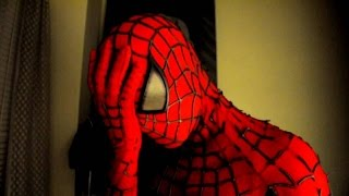 Spider-man Fail