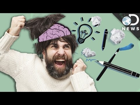 Video How Creativity And Mental Illness Are Linked