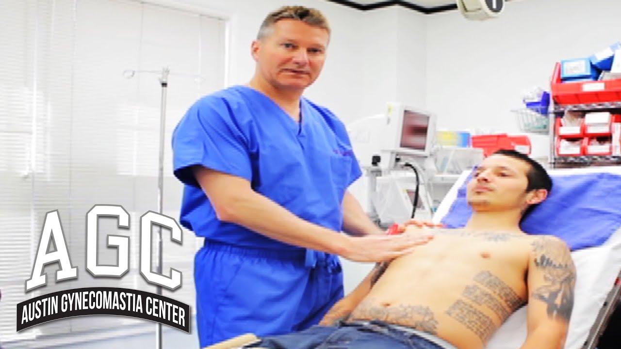 recovery from gynecomastia surgery