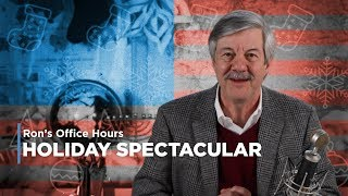 Ron's Holiday Spectacular: Dashing Through The Congressional Agenda | Ron's Office Hours | NPR