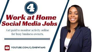 4 Legit Online Jobs as a Social Media Moderator  Work from Home