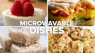 Microwaveable Dishes To Save You Time
