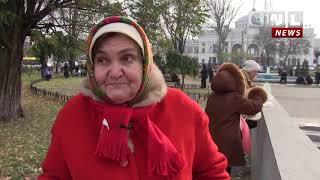 CNLNEWS: Помощь бездомным людям в Одессе