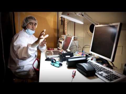 Yann Parot, ChemCam Story