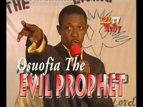 Very Funy Osuofia's Movie  Osuofia The Evil Prophet 666 2017 Latest Nollywood African movie Free