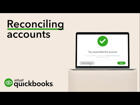 How to reconcile your bank accounts in QuickBooks Online