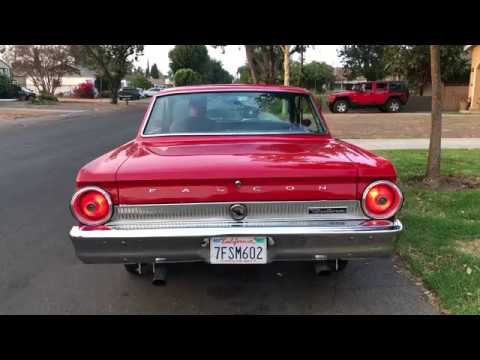 Video of '64 Falcon Futura - LF1S
