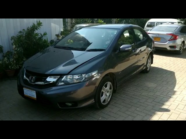 Honda City 1.3 i-VTEC 2018 for Sale in Karachi
