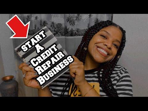 HOW TO START A CREDIT REPAIR BUSINESS Part 1 ‼️   BEGINNER FRIENDLY   LifeWithMC