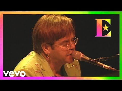 Elton John - Goodbye Yellow Brick Road (Reunion Arena, Dallas 1998)