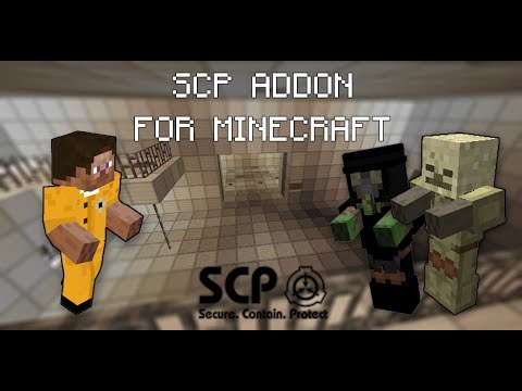 SCP Add On For Minecraft [1 12] Minecraft Project