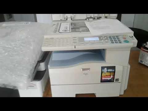 Fotocopiadoras Ricoh MP171 / MP201 / Fotocopiadora Multifuncional