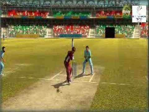Видео № 0 из игры Brian Lara International Cricket 2007 (Б/У) [X360]