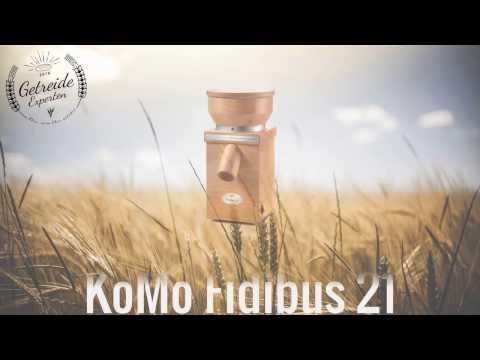 Getreidemühle KoMo Fidibus 21
