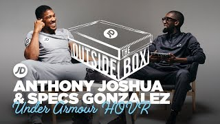 """""""I Was Training To Be a Brick Layer"""" Anthony Joshua & Specs Gonzalez 