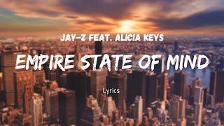 Jay-Z feat. Alicia Keys - Empire State of Mind lyrics[Glee Version]