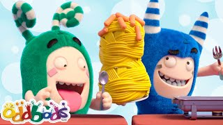 ODDBODS' Tummies Are Satisfied   Cartoons for Children