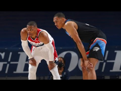 Washington Wizards vs Oklahoma City Thunder Full Game Highlights | April 23 | 2021 NBA Season