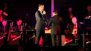 Darius Campbell and Barisons Swing Band -- 'Crazy Love' Written By Darius Campbell
