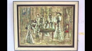 Mark Olson ~ She Picks The Violets + Mosaic Message #5