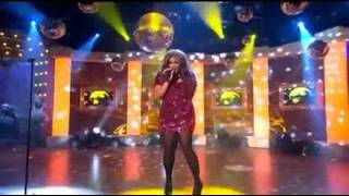 Jordin Sparks S.O.S. live on David Letterman 2009