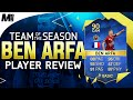 FIFA 16 TOTS BEN ARFA REVIEW (90) FIFA 16 Ultimate Team Player Review + In Game Stats