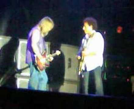 Deep Purple<br>Steve Morse en Neal Schon jamming