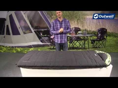 Outwell Sleeping bag Camper Lux | Innovative Family Camping