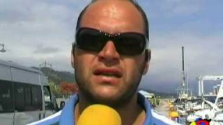 Italia 2 tv 4-08-10 Intervista Paolo Bifano
