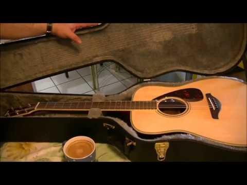 Yamaha FG-830 Acoustic Guitar Review