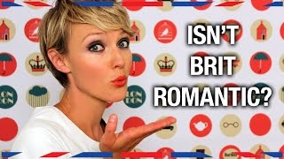 Dating Talk in the U.K. - Anglophenia Ep 34