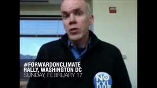 Bill McKibben: Stopping the Keystone XL Pipeline for Good