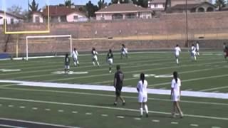 Rhiannon Conelley 2014 Soccer Highlights