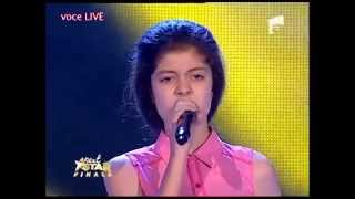 Raluca Ileana - Emeli Sande - 'My Kind of Love' - Next Star