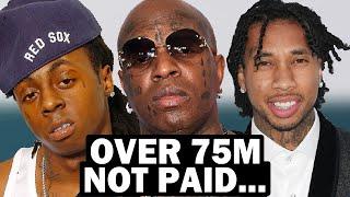 A Sad Truth About Cash Money & Birdman Stealing Millions From Wayne, Tyga + more