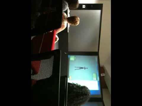 Virtual changing room presentation