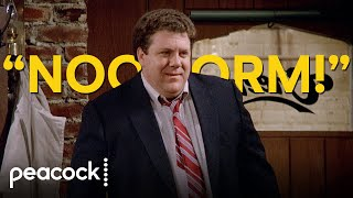 Cheers | Every Time Norm Peterson Enters the Bar
