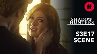 Shadowhunters Season 3, Episode 17 | Clary Blames Herself for Jonathan's Painful Past | Freeform